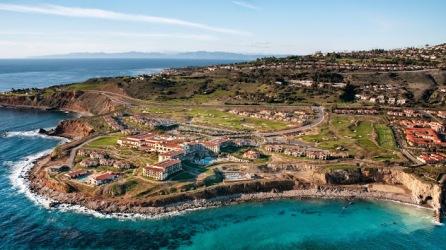 Terranea Resort Aerial View