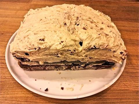 my cake jim's frosting